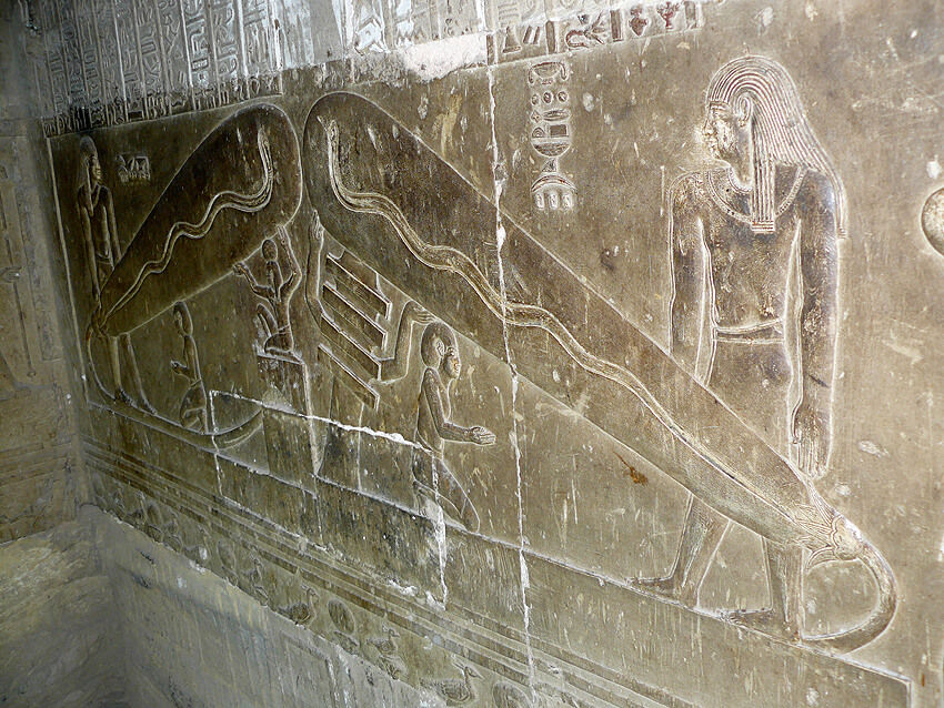 dendera double lights