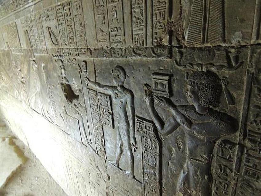 Dendera Light Bulb – Explained | Sesh Medew Netcher - The Ancient